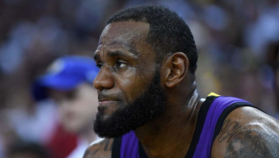 LeBron James Says Warriors Employee Made Him Take Longer Route Necessary to Locker Room