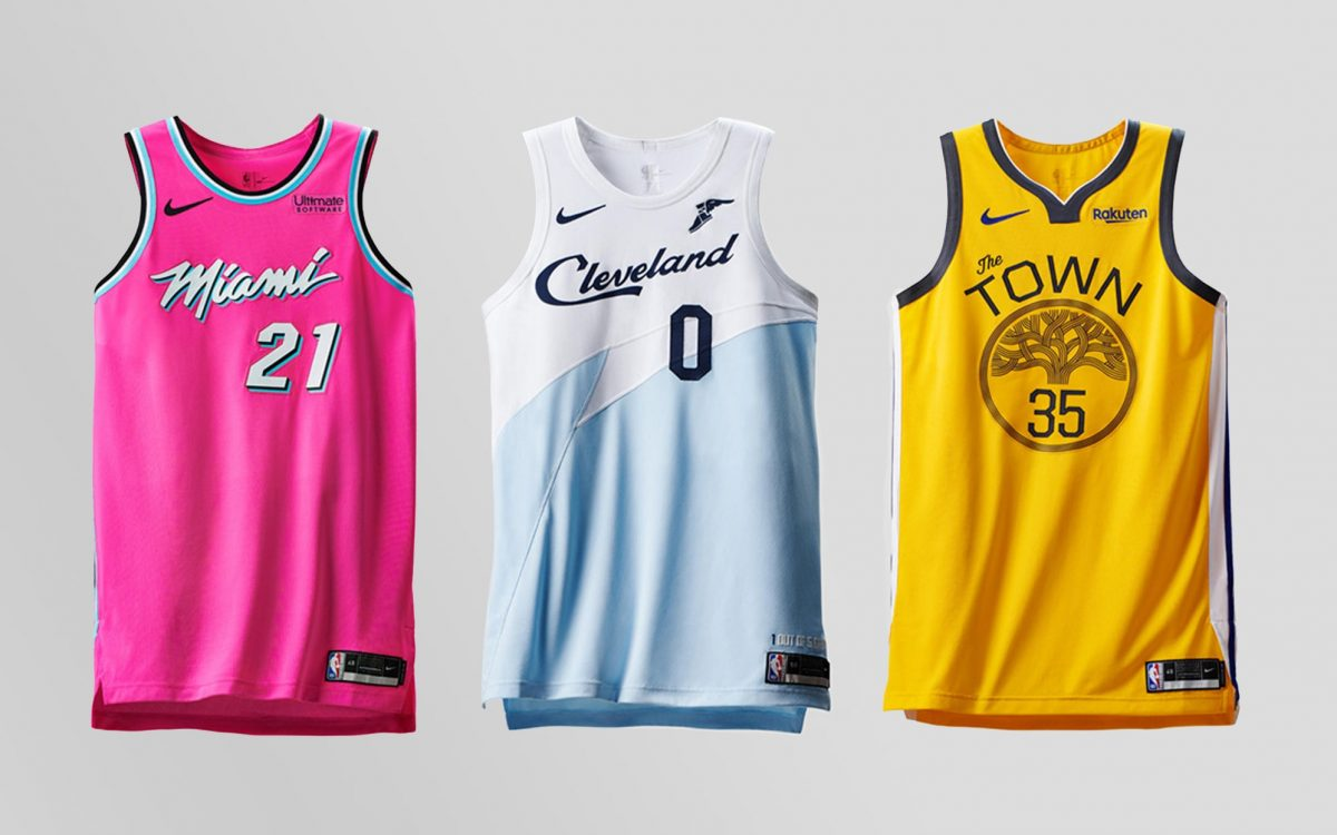 "Nike Unveil Special Edition ""Earned"" Uniforms for Last Year's Playoff Teams Only"