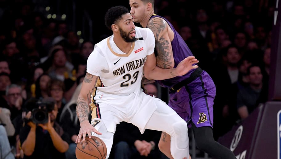 REPORT // Anthony Davis Expected to Sign Multiple Short-Term Contracts Once He Hits Free Agency