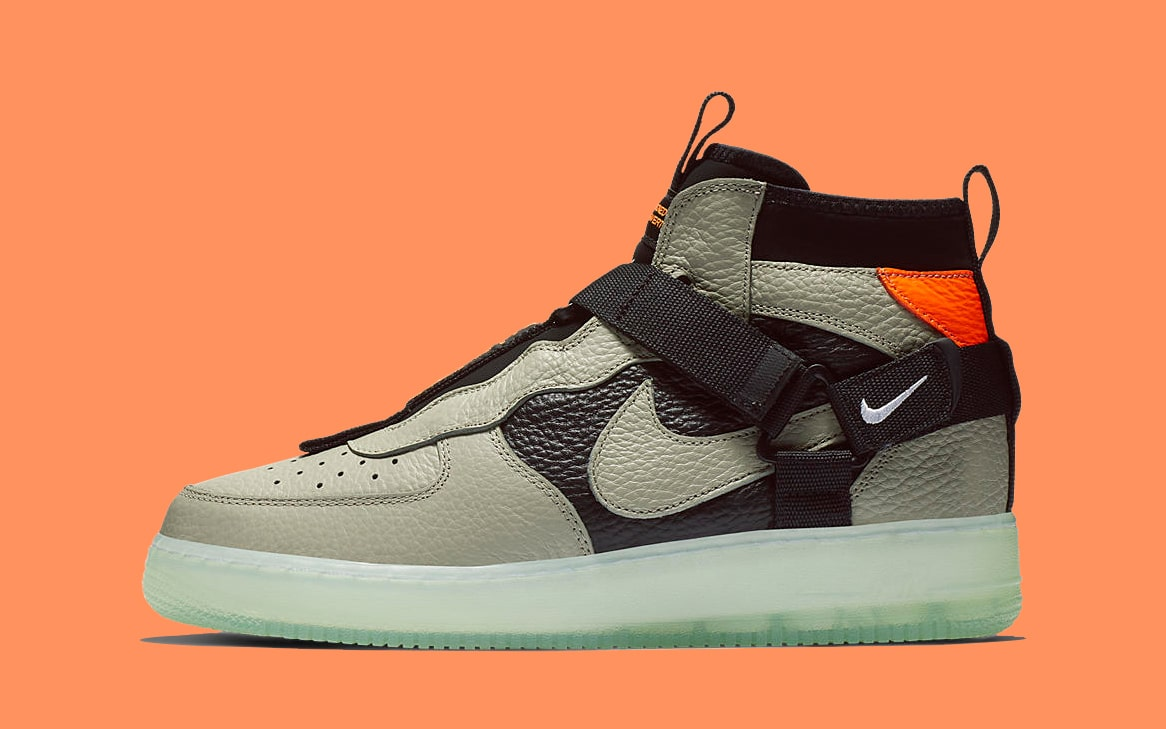 The Nike Air Force 1 Mid Debuts Next Week