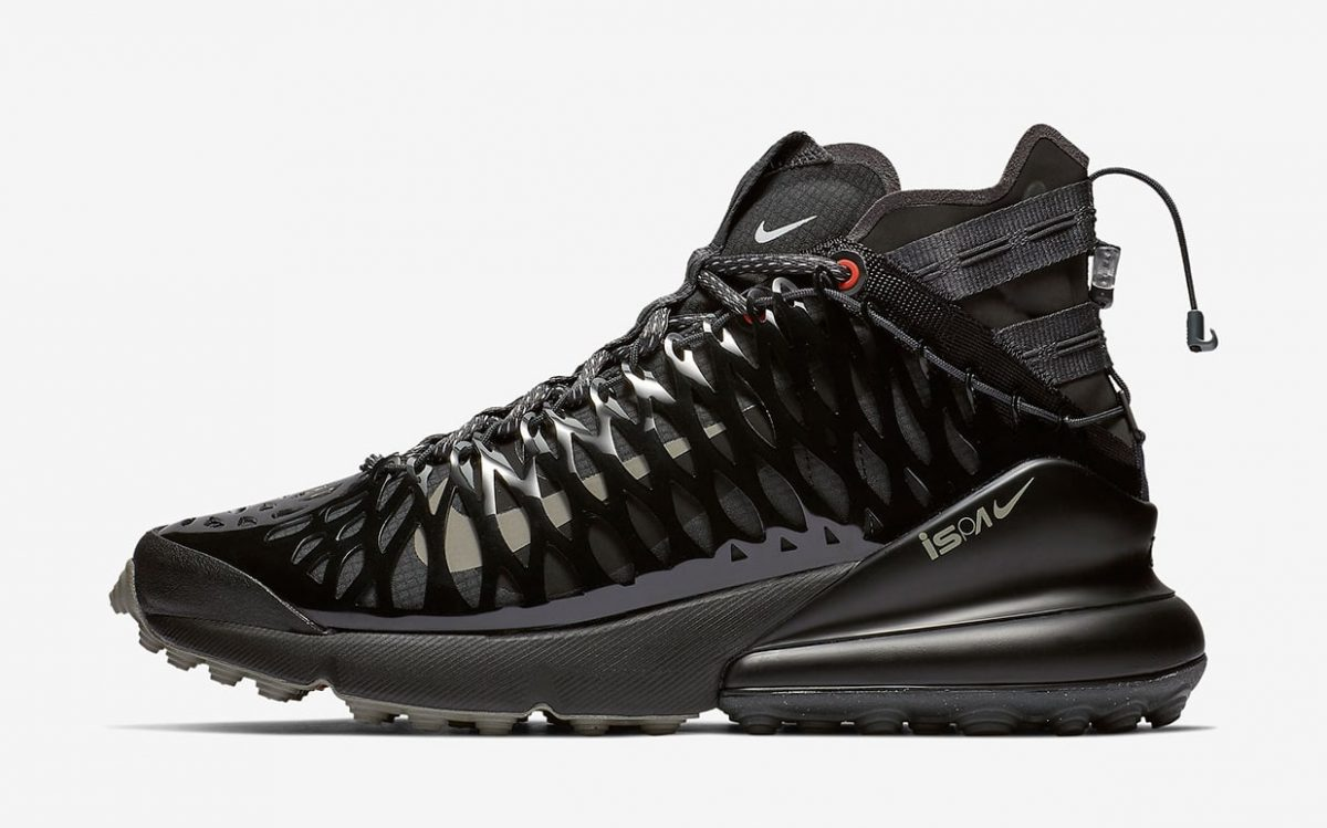 First Looks at the Nike ISPA Air Max 270 SP SOE