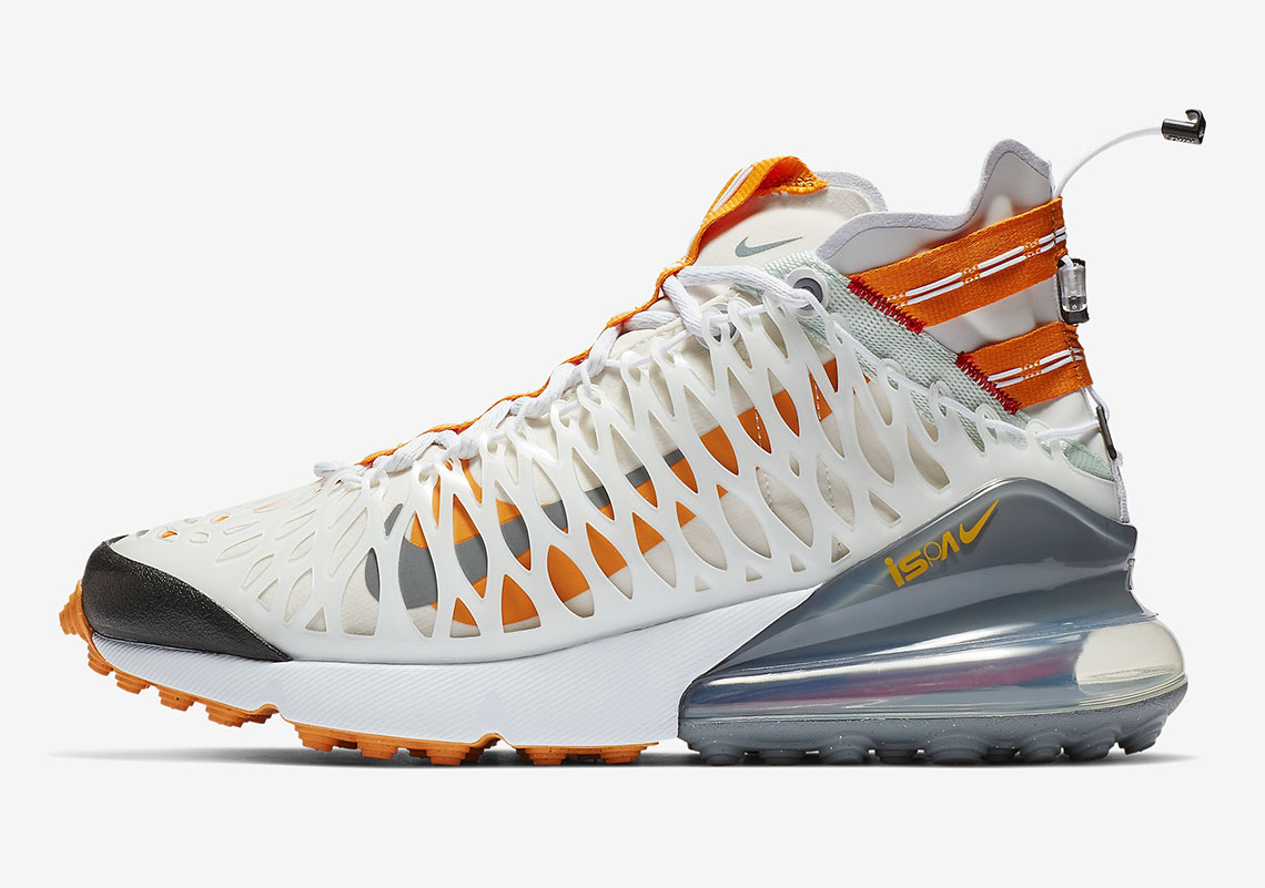 First Looks at the Nike ISPA Air Max 270 SP SOE HOUSE OF