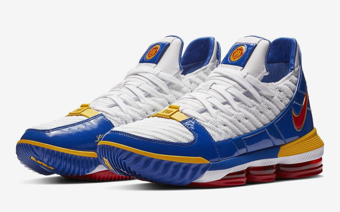 """5d1a6e63e0c4a5 The LeBron 16 """"SuperBron"""" is Rumored to be the First  LeBronWatch Release"""