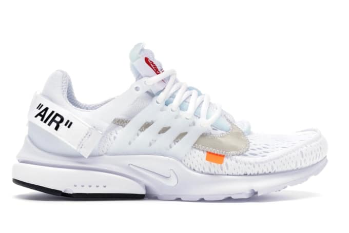 f289279034c Ranking Every OFF-WHITE x Nike Sneaker From Worst to Best - HOUSE OF ...