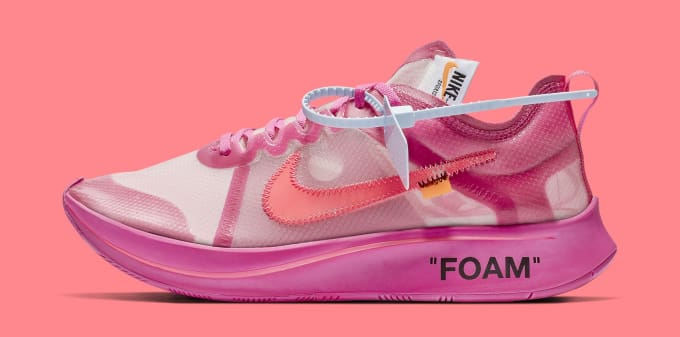 Ranking Every OFF WHITE x Nike Sneaker From Worst to Best