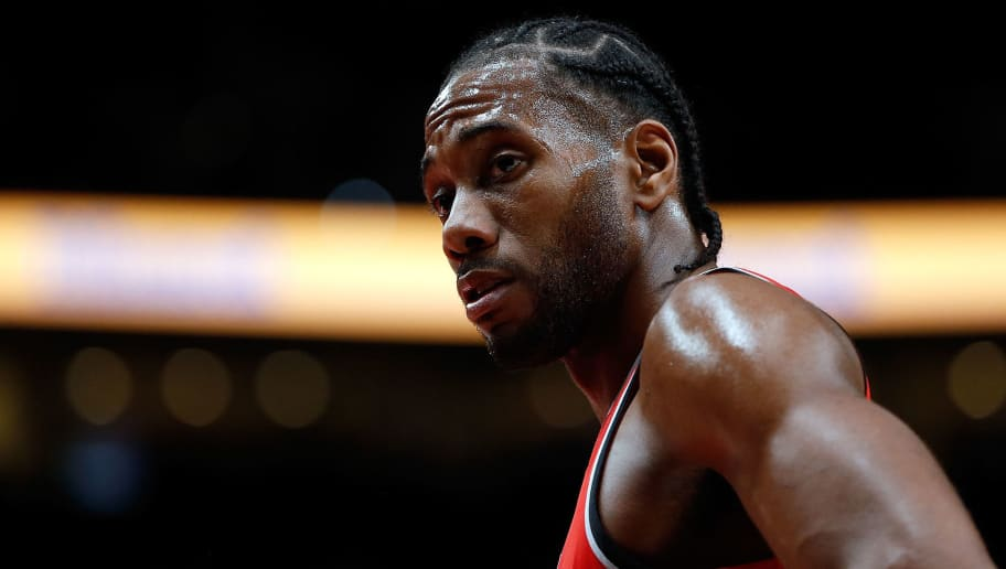 "Kawhi Leonard Sat Out Last Night's Game Due to ""Load Management"" and We Have So Many Questions"