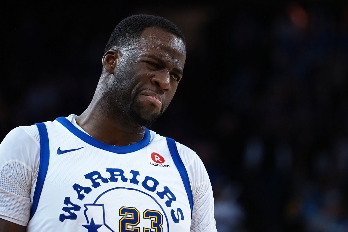 Draymond Green is Putting up the Worst Shooting and Turnover Numbers of His Career