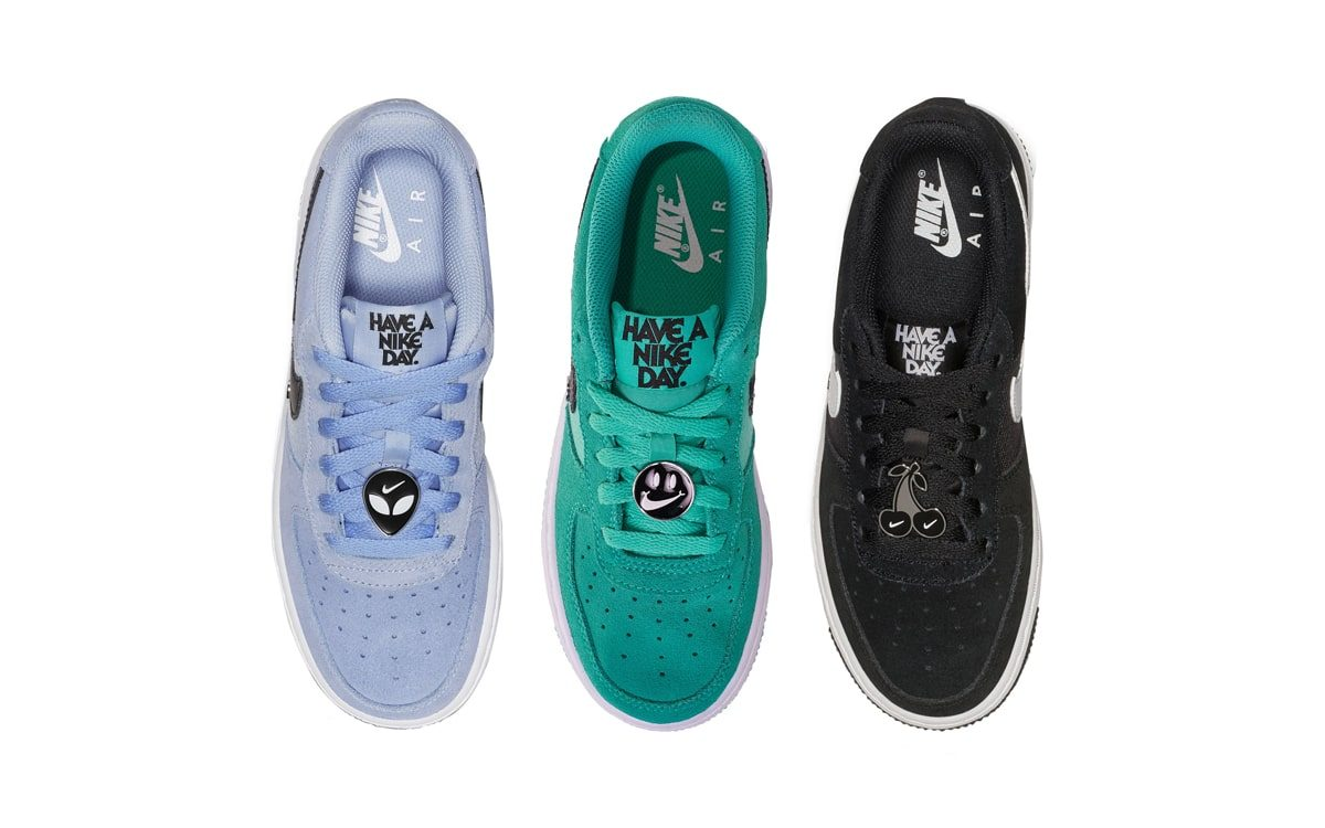 "Three More ""Have a Nike Day"" Air Force 1s Surface"