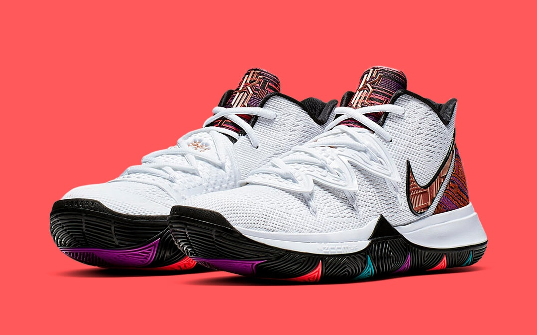 """Where To Buy The Nike Kyrie 5 """"BHM"""""""