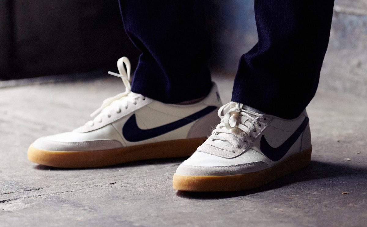 J. Crew Bring Back the Nike Killshot