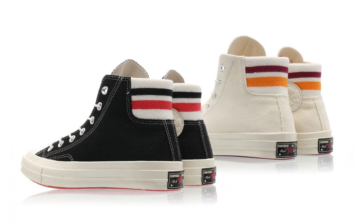 Available Now // Converse Goes Vintage on the Chuck 70