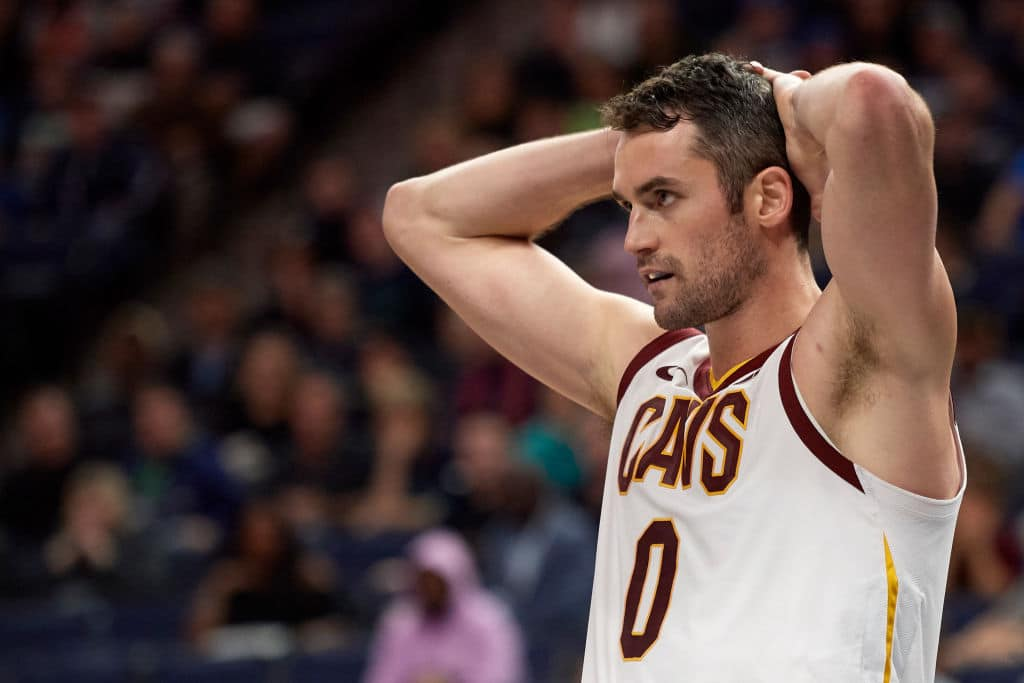 """Anybody Can Be Traded"": Will the Cavs Move Kevin Love?"
