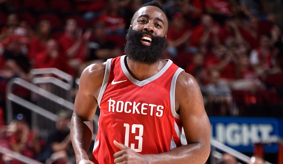 James Harden Shooting Nearly as Many Free Throws as Entire Grizzlies Team Proves NBA Refs are a Joke