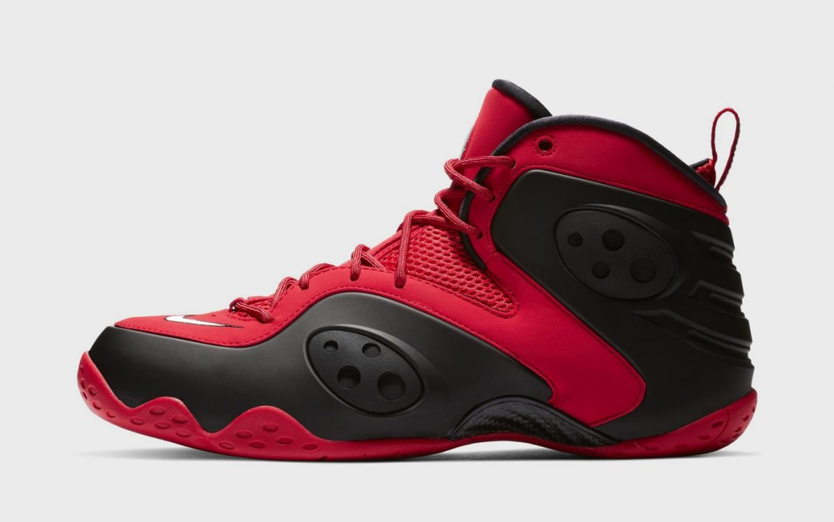 Available Now // Nike Zoom Rookie in Uni Red