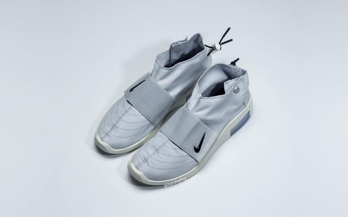 af106034 Three Nike x Fear of God Moccasins to Release this April - HOUSE OF ...