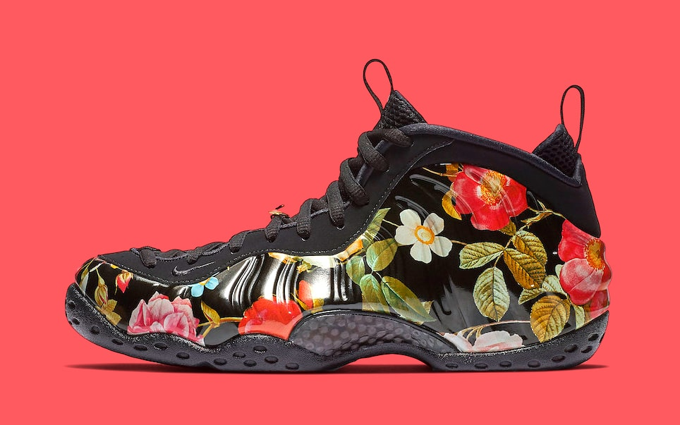 Nike Goes Full-Floral for the Ladies this Valentine's Day