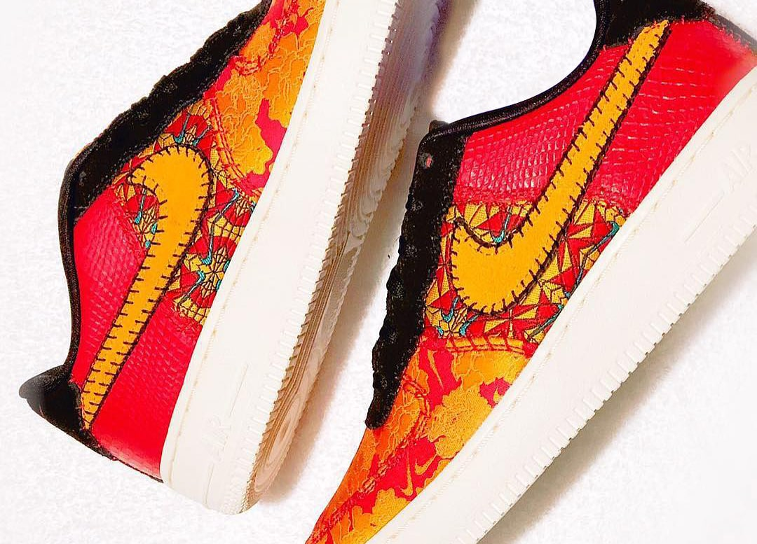 "First Look // Nike Air Force 1 Low ""Chinese New Year"""