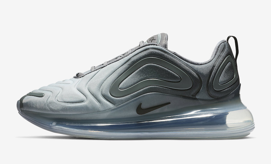 The Air Max 720 Goes Hard in Grey Carbon
