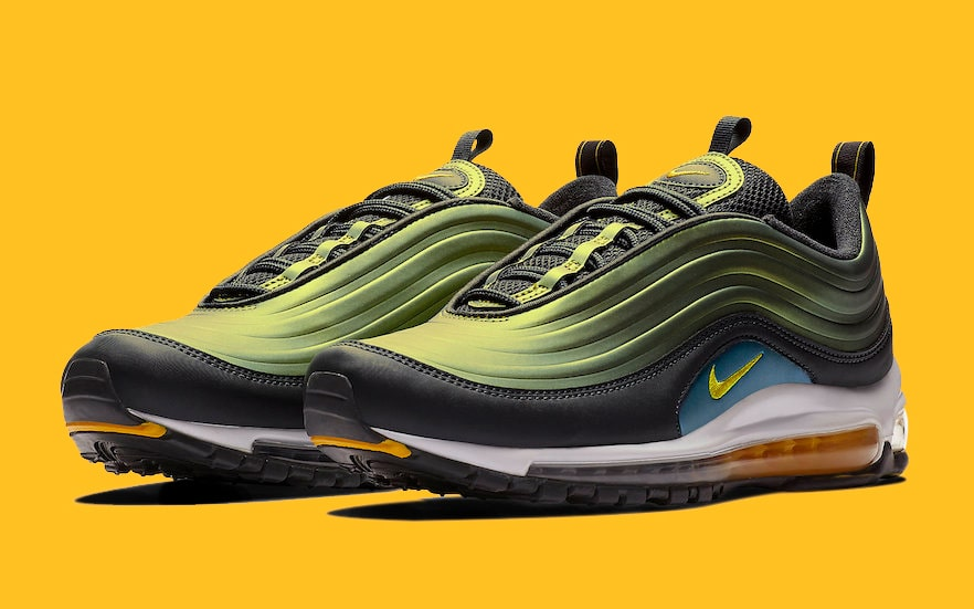This New Air Max 97 Rocks a One-Piece Foamposite Upper