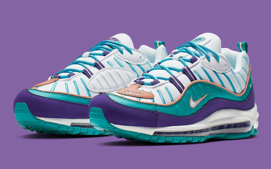Vintage Hornets Vibes Arrive Just in Time for All-Star Weekend