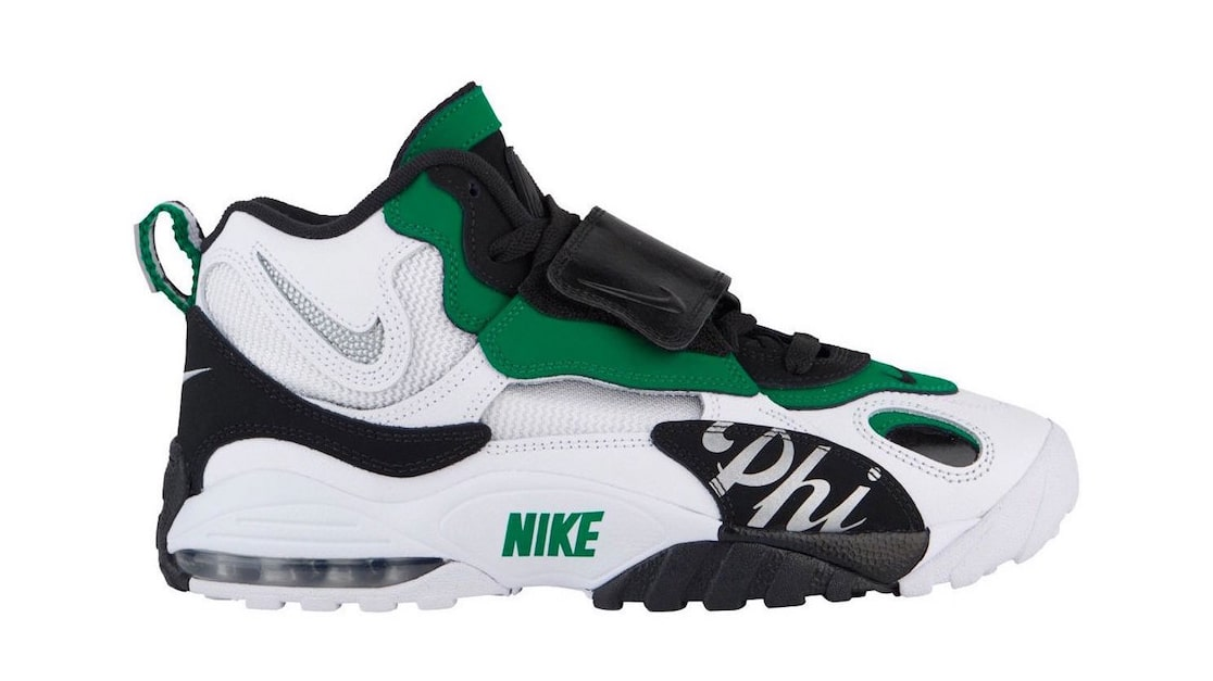 This Nike Air Max Speed Turf is Made For Philly Fans