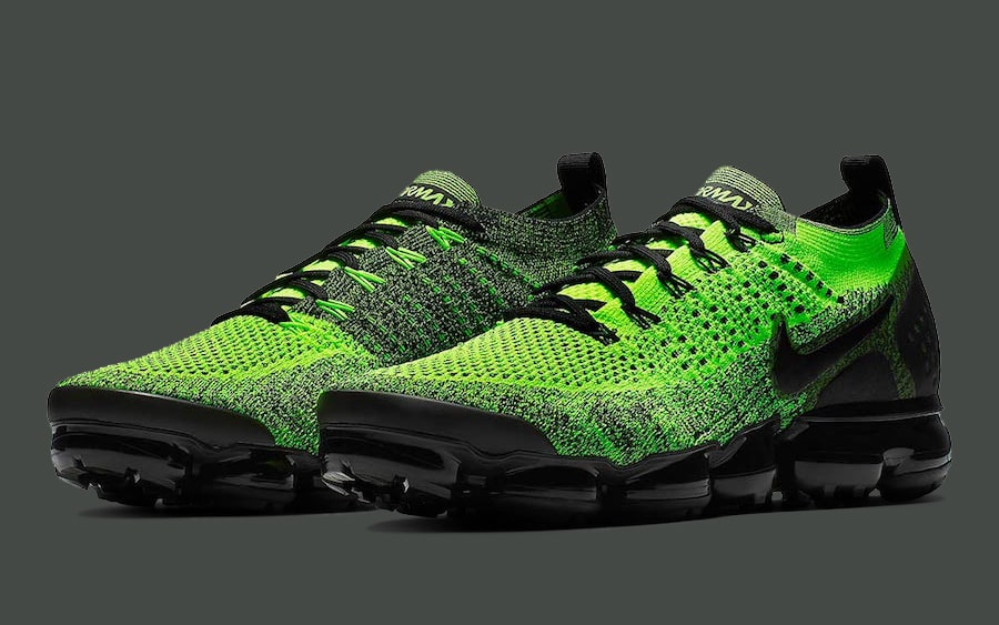"""Neon Green"" Next Hits the Nike VaporMax 2.0"