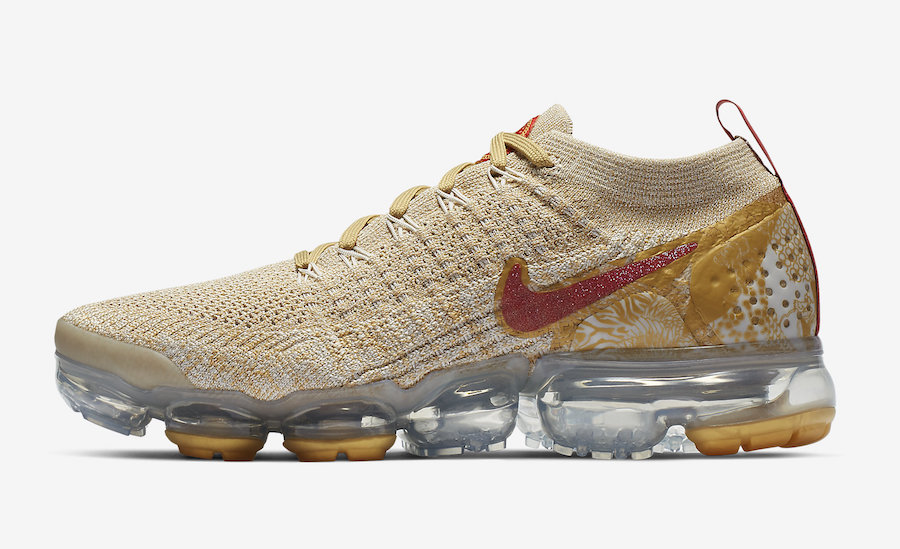 0b9f1fe917a135 A Duo of Vapormax Flyknit 2.0s Celebrate the Year of The Pig - HOUSE ...