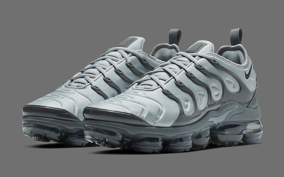 Available Now // The VaporMax Plus Goes Grey
