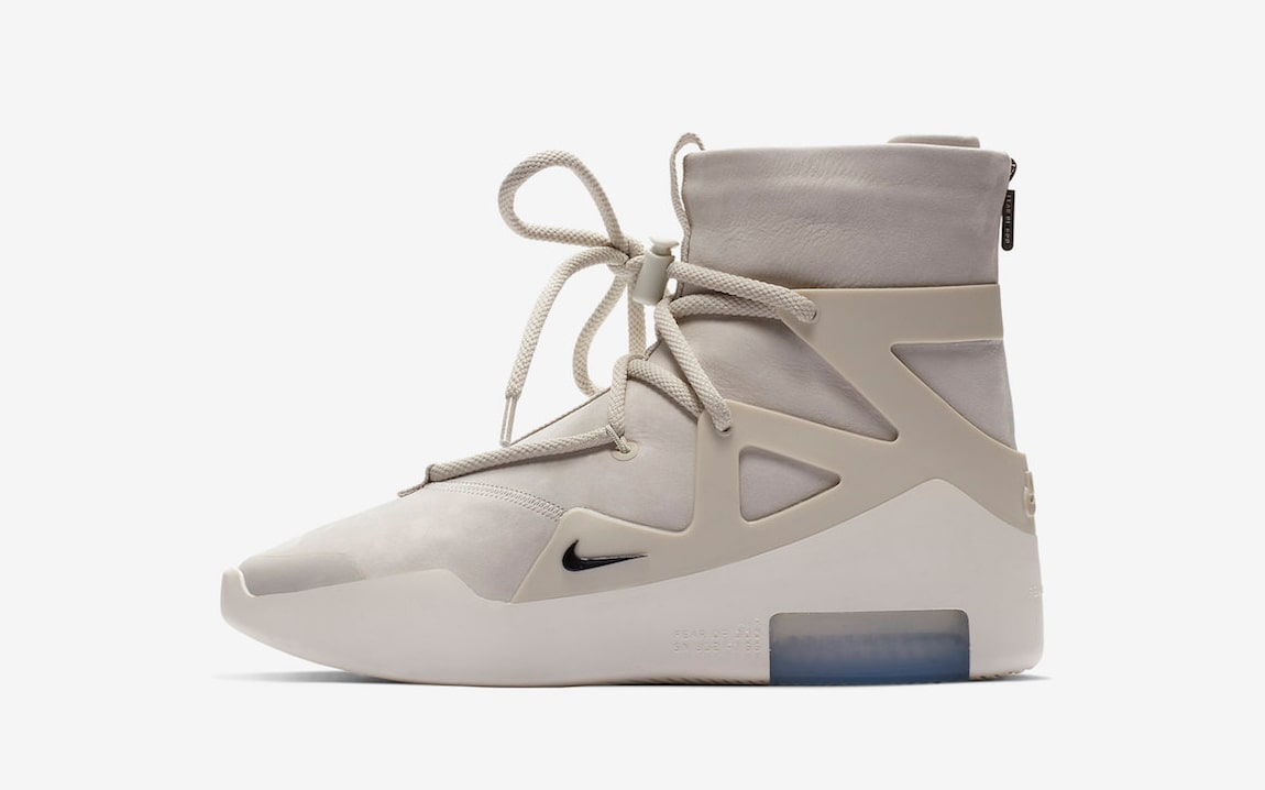 The Nike Air Fear of God 1 is Restocking Again This Week!