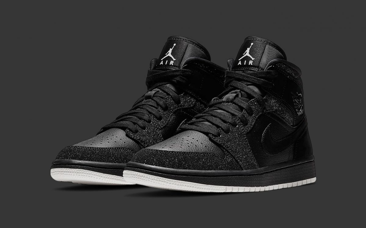 Available Now // This Fresh Jordan 1 for the Females is Full of Fancy Finishes