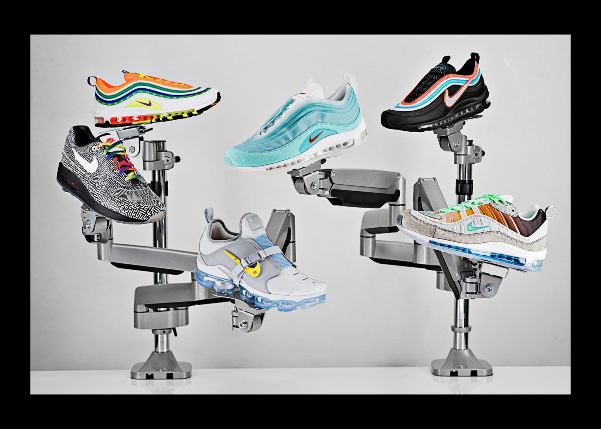 "Nike Reveal Final Designs of the Nike ""On Air"" Winners"