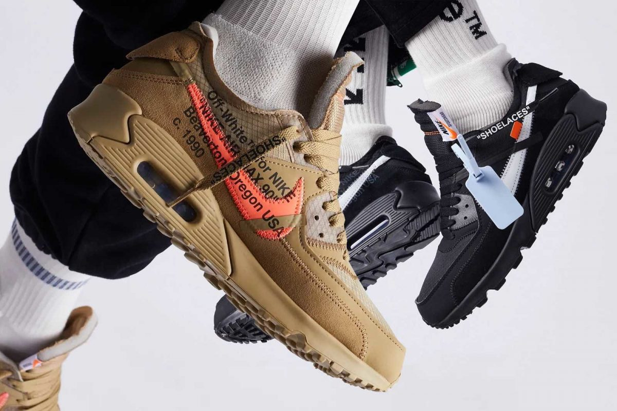 The OFF-WHITE x Nike Air Max 90 Release Has Been Postponed
