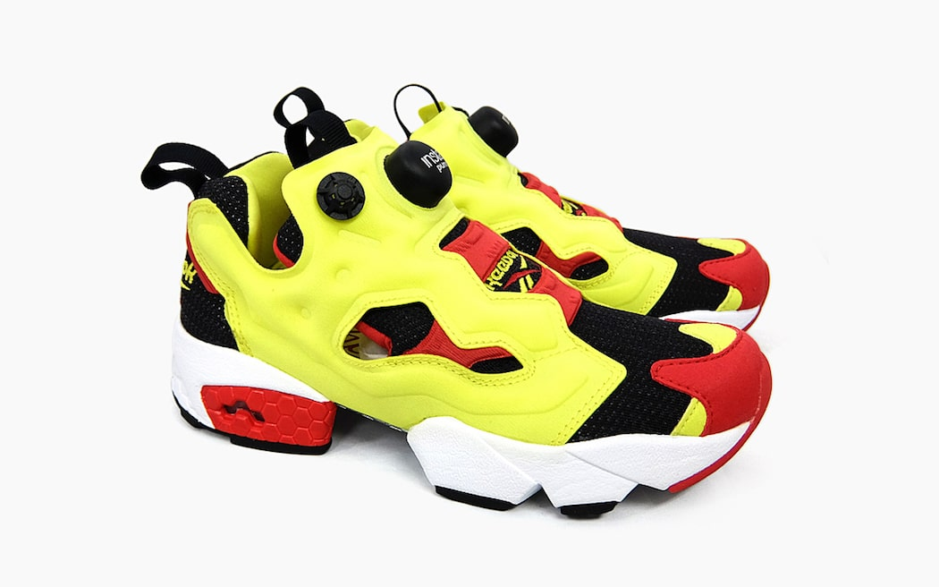 "Reebok is Celebrating the Instapump's 25th Bithday with a Retro of the OG ""Citron"""
