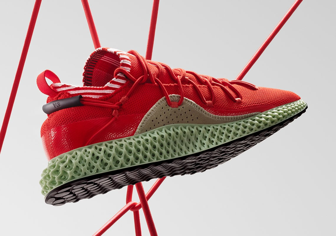 The adidas Y-3 RUNNER 4D Debuts on January 31st