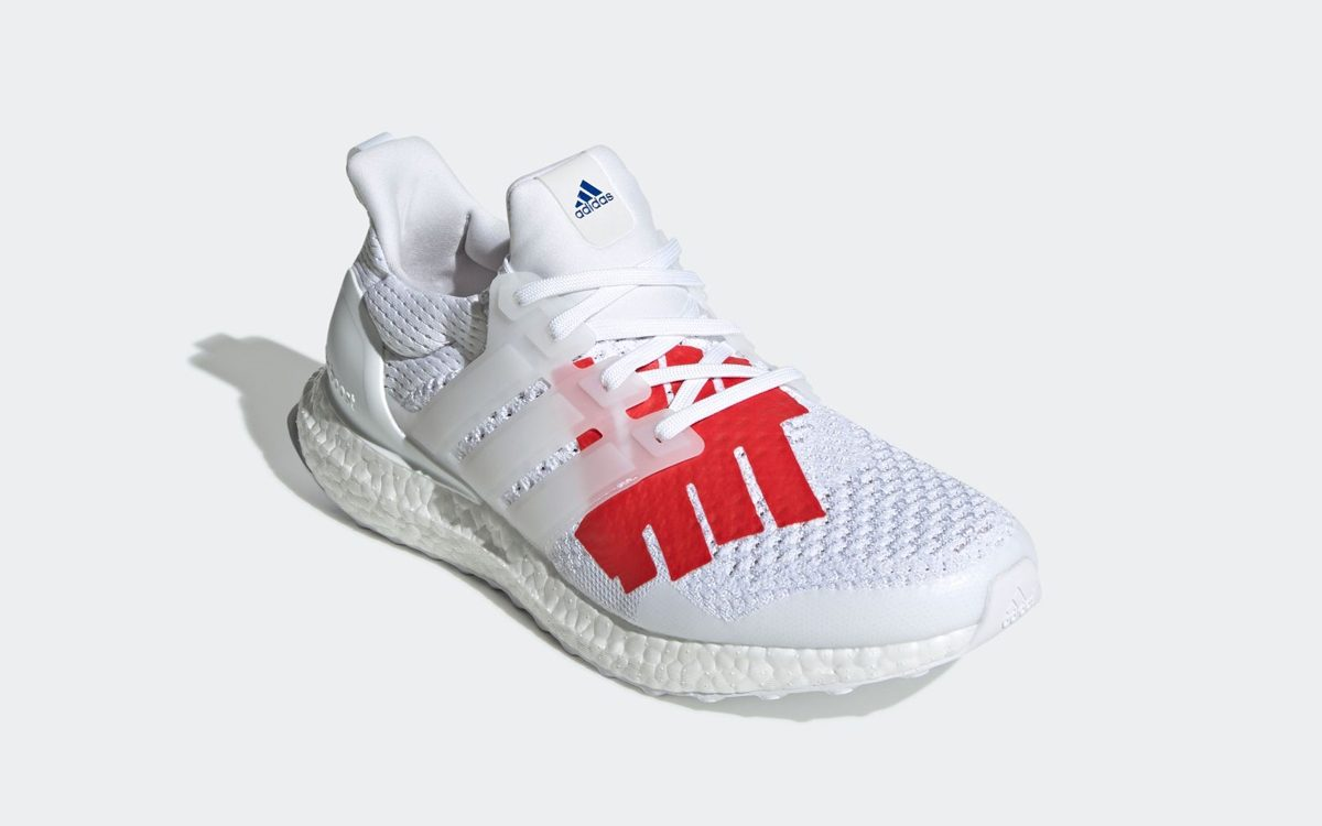 570509b2c The USA-Themed Undefeated x Ultra BOOST Set to Release This Week ...