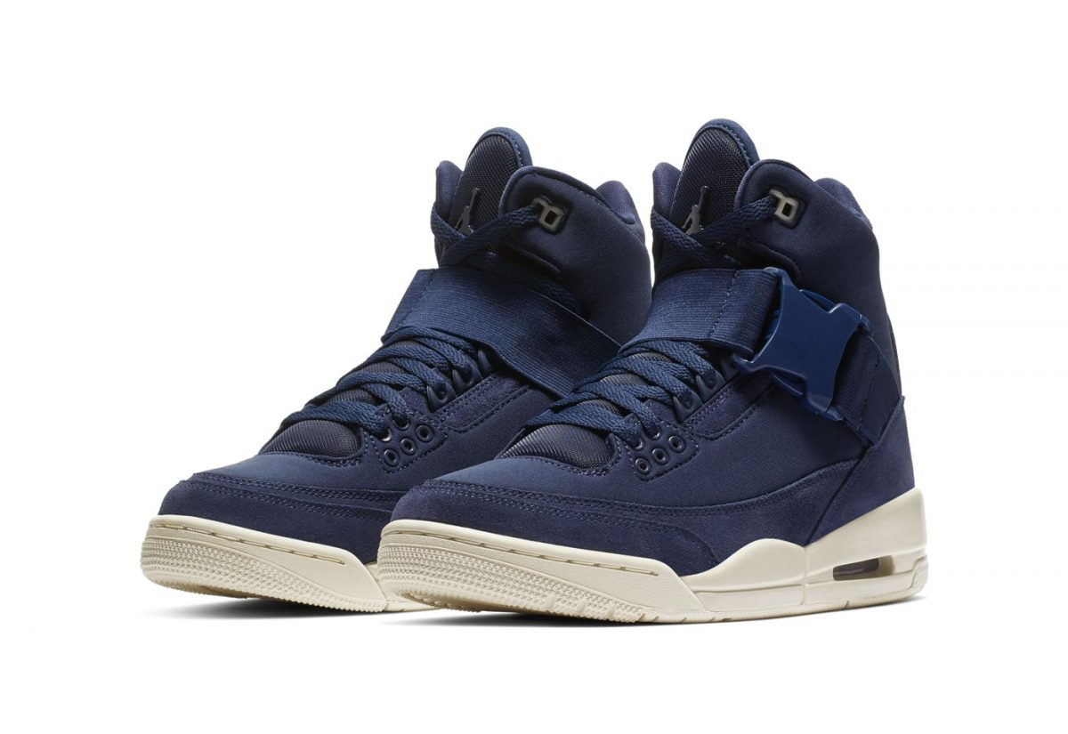 Navy is Next for the Jordan 3 XX