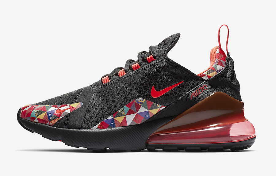 Shop Nike Air Max 270 Chinese New Year Patchwork BV6650 016