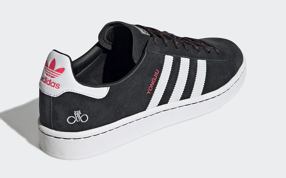 The adidas Campus Celebrates Chinese New Year with Bike Brand Forever