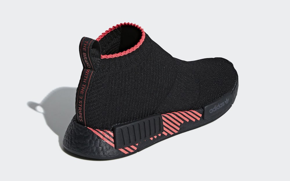 """adidas NMD CS1 Returns in """"Shock Red"""""""