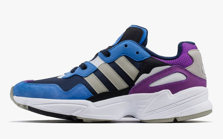 The Next adidas YUNG 96 Arrives in Throwback Colors