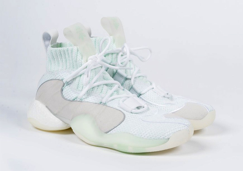 "Available Now // adidas Crazy BYW X ""Cool Mint"""