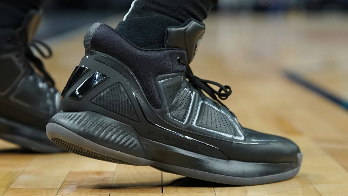 Derrick Rose Debuts the adidas DRose 10