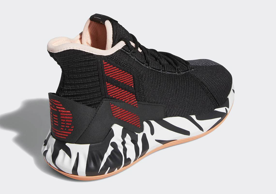 cheap for discount 75bc4 dfac0 The DRose 9 Gets Totally Wild in Zebra Print - HOUSE OF HEAT