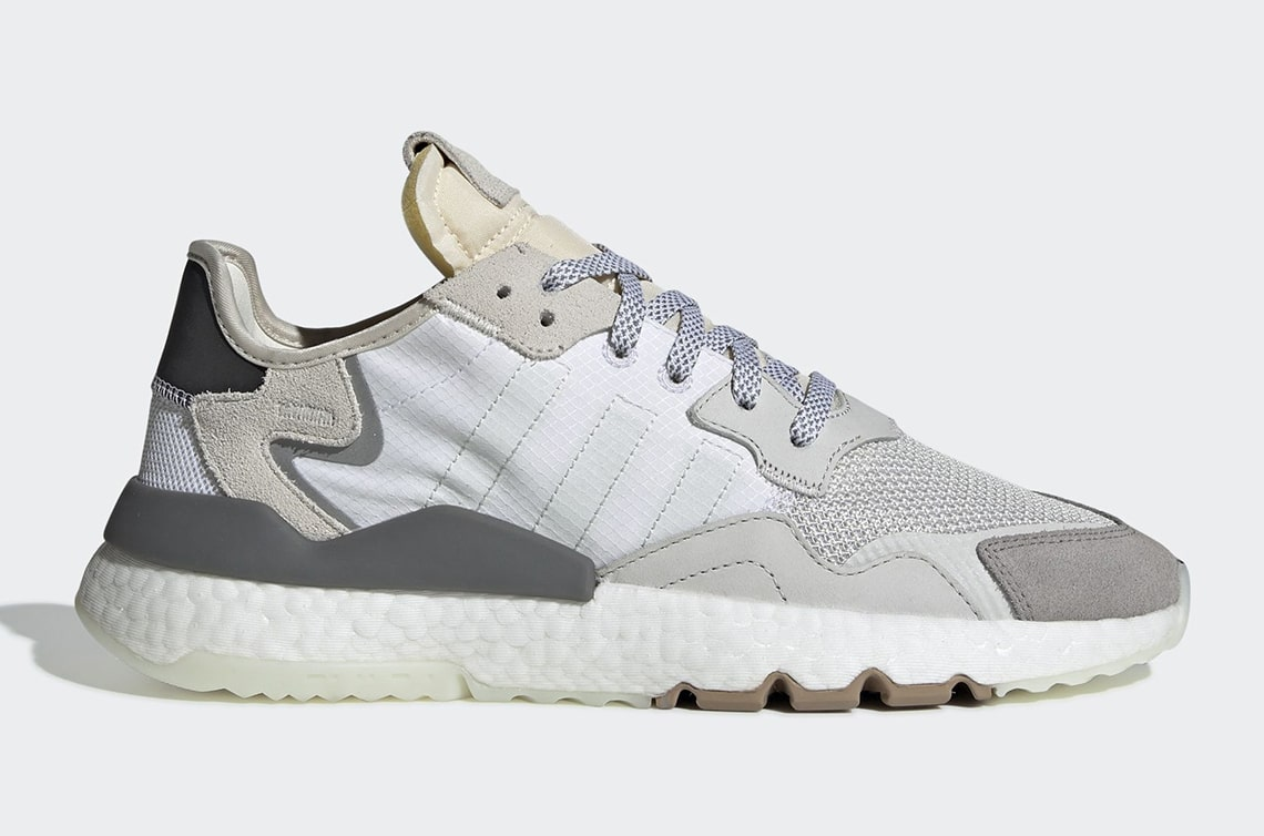 New adidas Nite Jogger Arrives in Neutral Tones