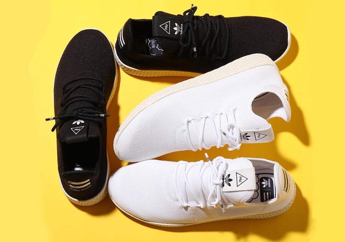 adidas Pharrell Tennis Hu to Return in 2019