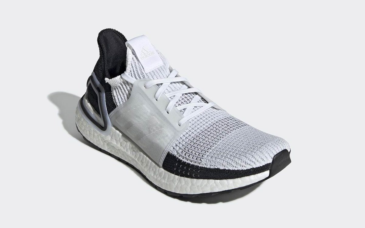 Black and White Besiege the Ultra BOOST 2019