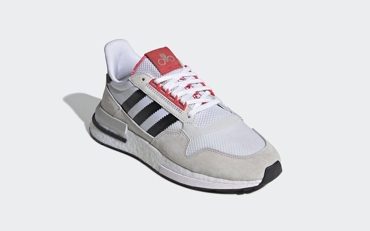 The FOREVER x adidas ZX500 RM Releases Today!
