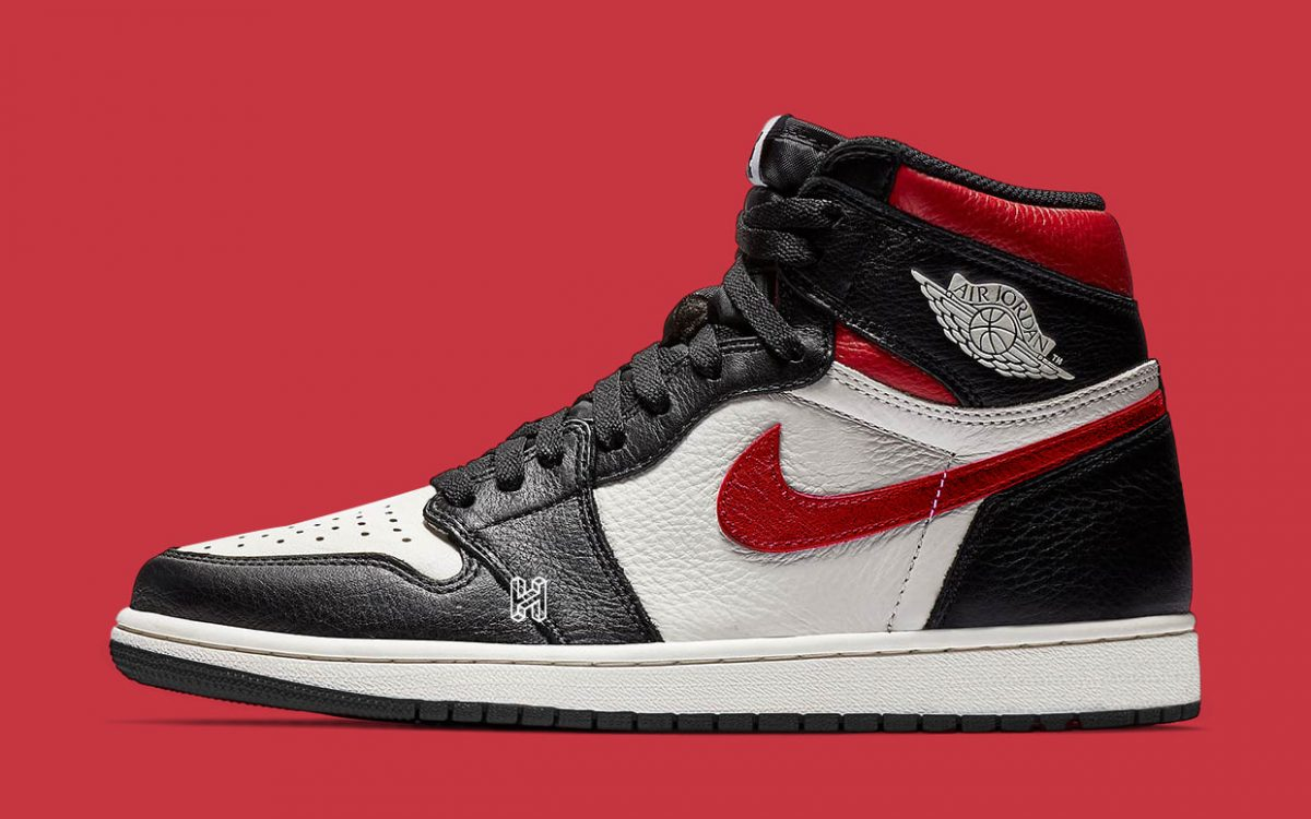 """Your Best Look Yet at the Alternate """"Not For Resale"""" Air Jordan 1"""