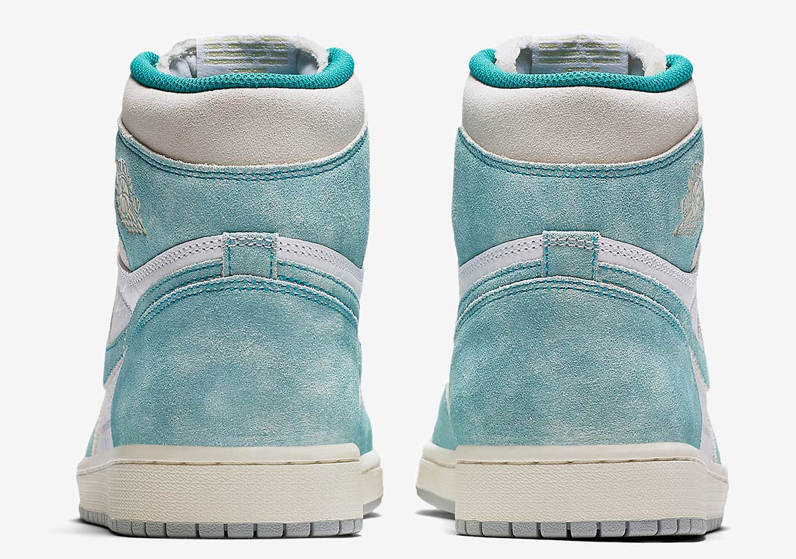 Where To Buy The Air Jordan 1 High Og Turbo Green House Of
