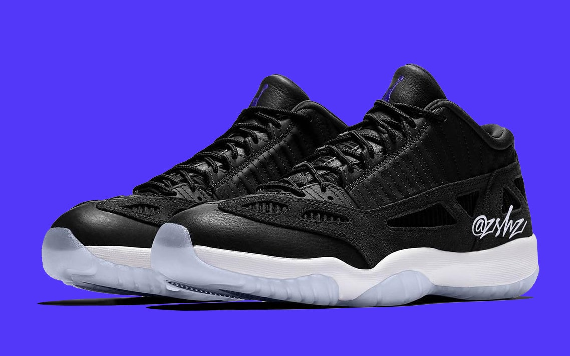 """Space Jam"" Air Jordan 11 Low IEs are Due this July ...